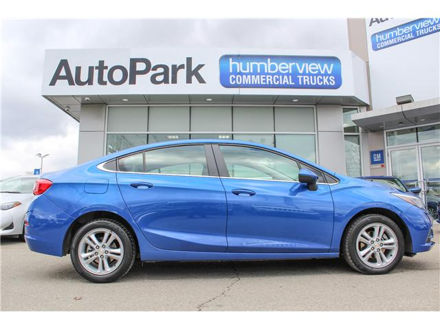 2017 Chevrolet Cruze LT Auto (Stk: 17-194541 -Q) in Mississauga - Image 3 of 20