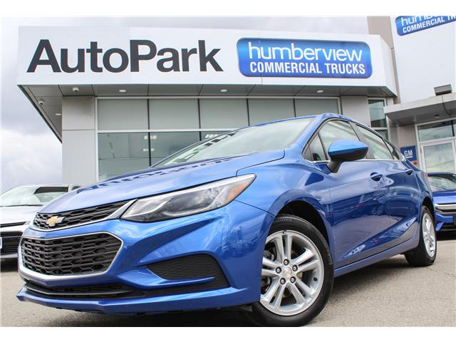 2017 Chevrolet Cruze LT Auto (Stk: 17-194541 -Q) in Mississauga - Image 1 of 20