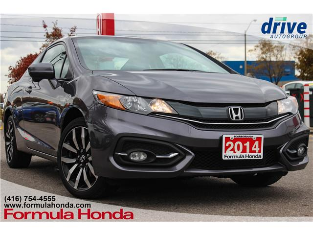 2014 Honda Civic EX-L Navi (Stk: B10715) in Scarborough - Image 1 of 31