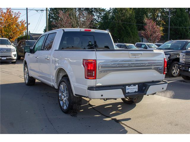2016 Ford F-150 Limited (Stk: P6704) in Surrey - Image 5 of 14