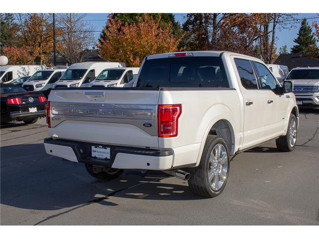 2016 Ford F-150 Limited (Stk: P6704) in Surrey - Image 7 of 14