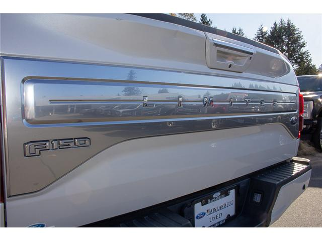 2016 Ford F-150 Limited (Stk: P6704) in Surrey - Image 10 of 14