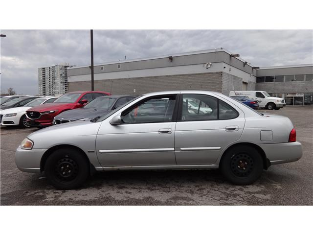 2005 Nissan Sentra 1.8 (Stk: JY305421A) in Scarborough - Image 2 of 12