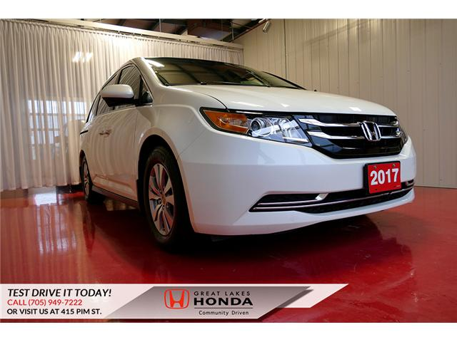 2017 Honda Odyssey EX (Stk: H6129A) in Sault Ste. Marie - Image 1 of 25
