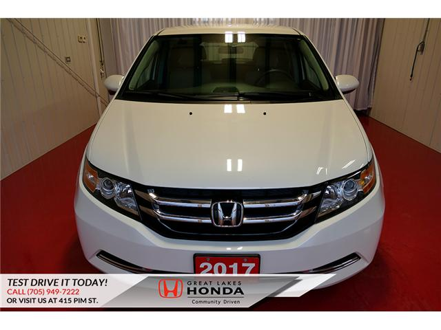2017 Honda Odyssey EX (Stk: H6129A) in Sault Ste. Marie - Image 2 of 25