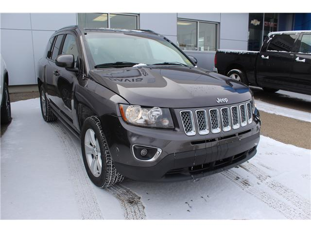 2015 Jeep Compass Sport/North (Stk: 199893) in Brooks - Image 1 of 14