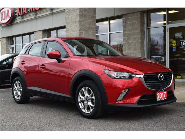 2017 Mazda CX-3 GS (Stk: ) in Cobourg - Image 1 of 23