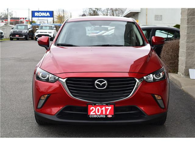 2017 Mazda CX-3 GS (Stk: ) in Cobourg - Image 2 of 23