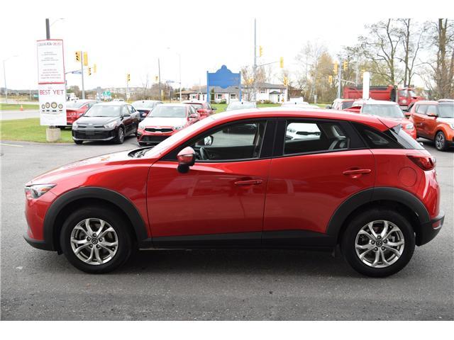 2017 Mazda CX-3 GS (Stk: ) in Cobourg - Image 5 of 23