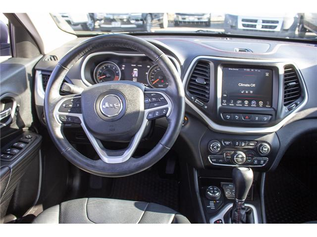 2015 Jeep Cherokee Trailhawk (Stk: EE898760A) in Surrey - Image 11 of 25