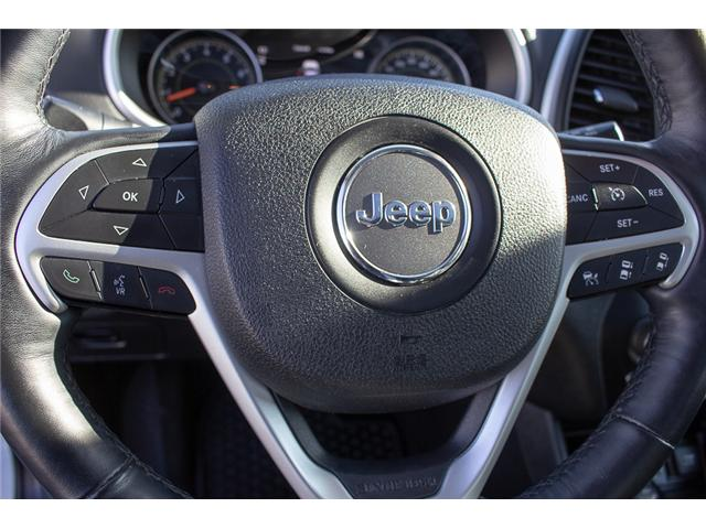 2015 Jeep Cherokee Trailhawk (Stk: EE898760A) in Surrey - Image 18 of 25