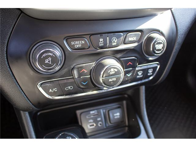 2015 Jeep Cherokee Trailhawk (Stk: EE898760A) in Surrey - Image 22 of 25