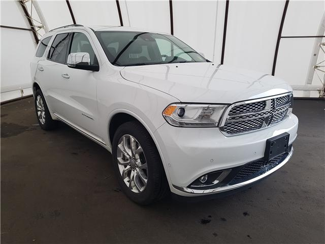 2018 Dodge Durango Citadel (Stk: 1815361R) in Thunder Bay - Image 1 of 14