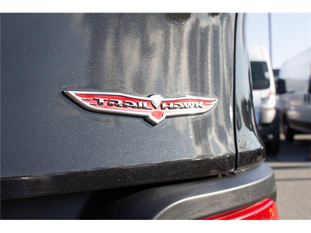 2015 Jeep Cherokee Trailhawk (Stk: K277447A) in Surrey - Image 5 of 20