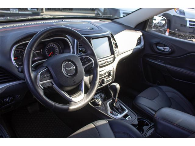 2015 Jeep Cherokee Trailhawk (Stk: K277447A) in Surrey - Image 8 of 20