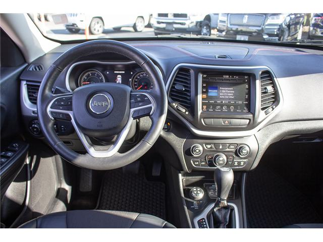 2015 Jeep Cherokee Trailhawk (Stk: K277447A) in Surrey - Image 10 of 20