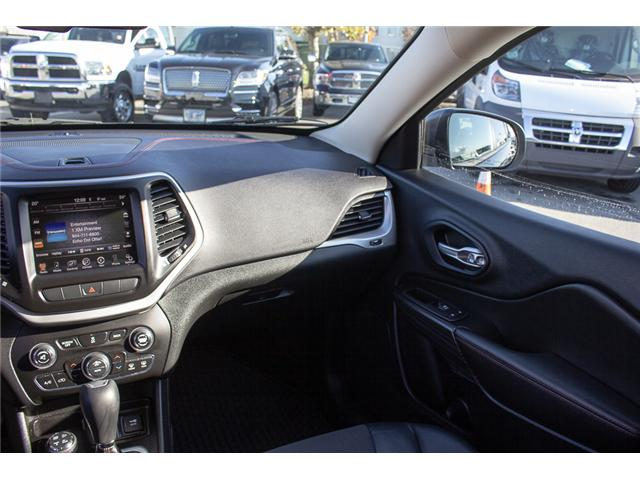 2015 Jeep Cherokee Trailhawk (Stk: K277447A) in Surrey - Image 11 of 20