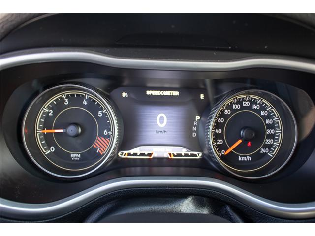 2015 Jeep Cherokee Trailhawk (Stk: K277447A) in Surrey - Image 14 of 20