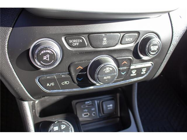 2015 Jeep Cherokee Trailhawk (Stk: K277447A) in Surrey - Image 17 of 20