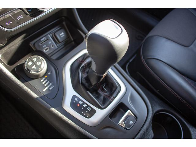 2015 Jeep Cherokee Trailhawk (Stk: K277447A) in Surrey - Image 18 of 20