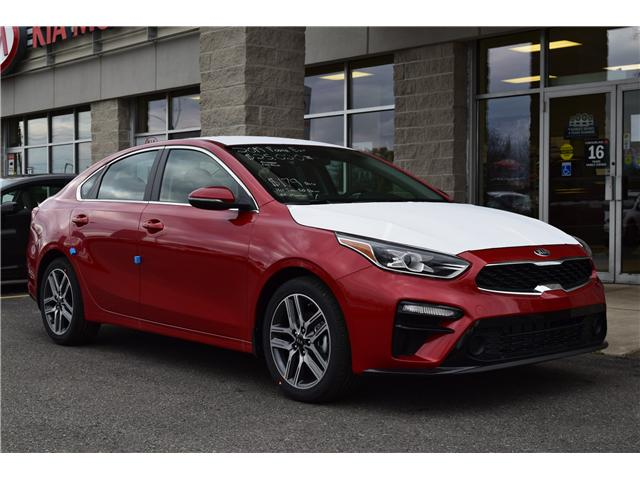 2019 Kia Forte EX+ (Stk: 19-032224) in Cobourg - Image 1 of 23