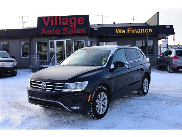 2018 Volkswagen Tiguan Trendline (Stk: P35769) in Saskatoon - Image 1 of 29