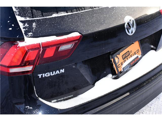 2018 Volkswagen Tiguan Trendline (Stk: P35769) in Saskatoon - Image 29 of 29