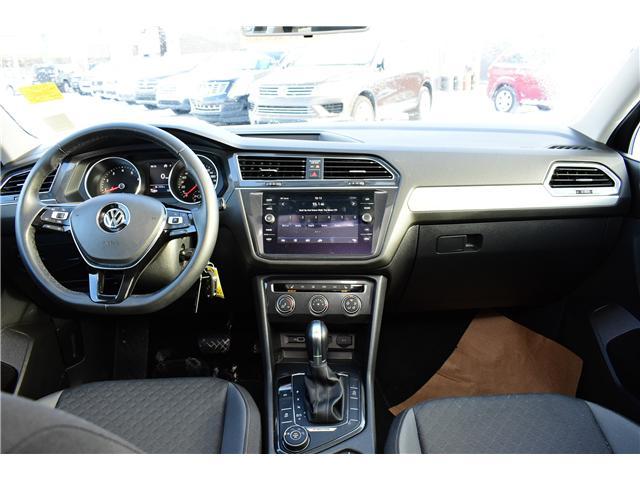 2018 Volkswagen Tiguan Trendline (Stk: P35769) in Saskatoon - Image 8 of 29