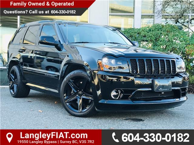 2006 Jeep Grand Cherokee SRT8 (Stk: EE898900B) in Surrey - Image 1 of 28