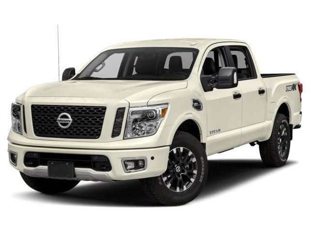 2018 Nissan Titan SV Midnight Edition (Stk: 318055) in London - Image 1 of 9