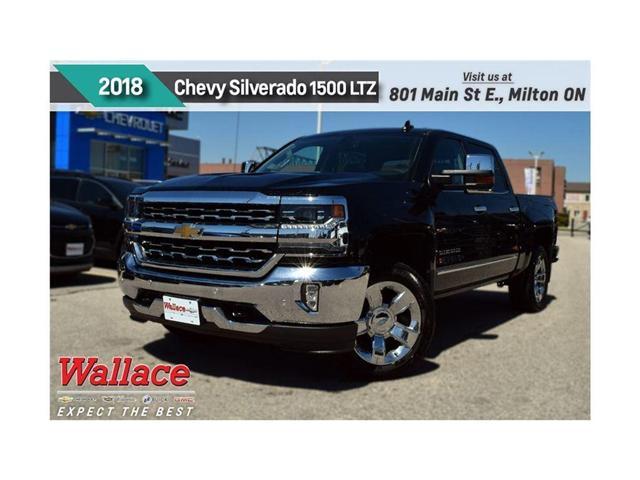 2018 Chevrolet Silverado 1500 1LZ (Stk: 269548) in Milton - Image 1 of 9