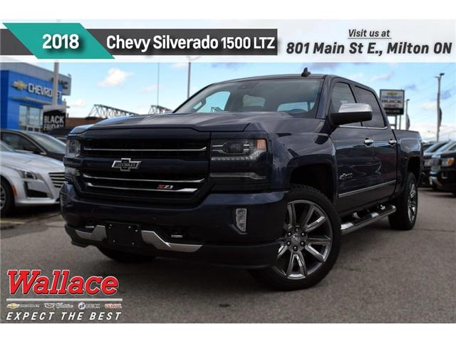 2018 Chevrolet Silverado 1500  (Stk: 472091) in Milton - Image 1 of 11