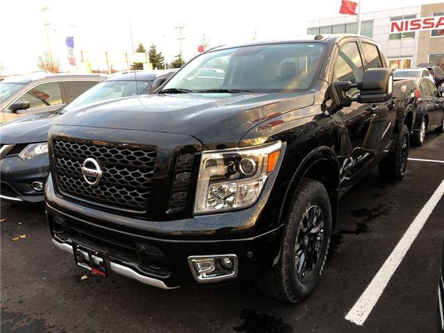 2018 Nissan Titan PRO-4X (Stk: 18605) in Barrie - Image 1 of 4