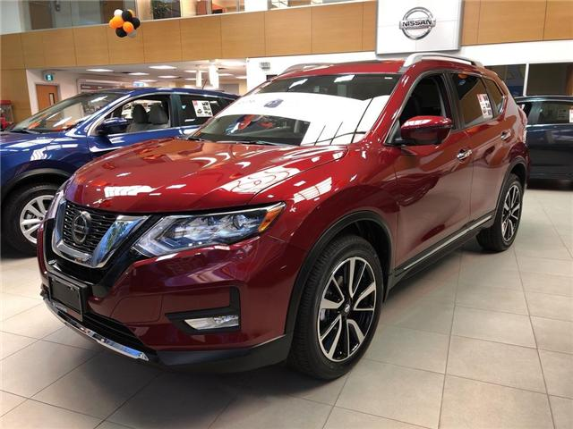 2019 Nissan Rogue SL (Stk: 19023) in Barrie - Image 1 of 4