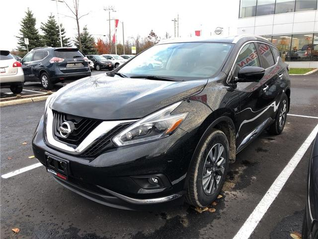 2018 Nissan Murano SL (Stk: 18752) in Barrie - Image 1 of 4
