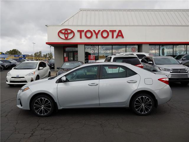 2015 Toyota Corolla  (Stk: 1811531) in Cambridge - Image 1 of 15