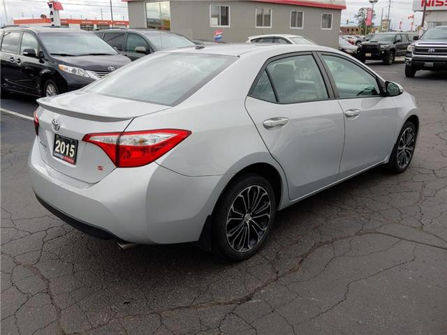 2015 Toyota Corolla  (Stk: 1811531) in Cambridge - Image 6 of 15