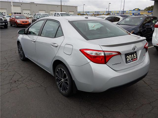 2015 Toyota Corolla  (Stk: 1811531) in Cambridge - Image 8 of 15