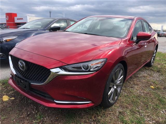 2018 Mazda MAZDA6 GT (Stk: 183374) in Burlington - Image 1 of 5