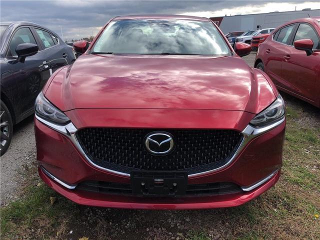 2018 Mazda MAZDA6 GT (Stk: 183374) in Burlington - Image 2 of 5