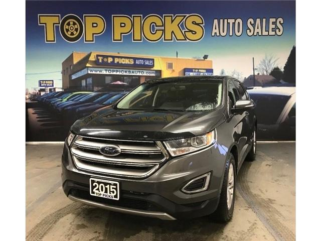 2015 Ford Edge SEL (Stk: 07344) in NORTH BAY - Image 1 of 30