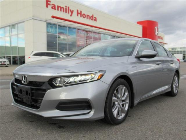 2018 Honda Accord LX, LIKE NEW!! (Stk: 9502554A) in Brampton - Image 1 of 26