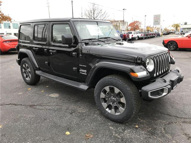 2018 Jeep Wrangler Unlimited Sahara (Stk: 181341) in Windsor - Image 1 of 11