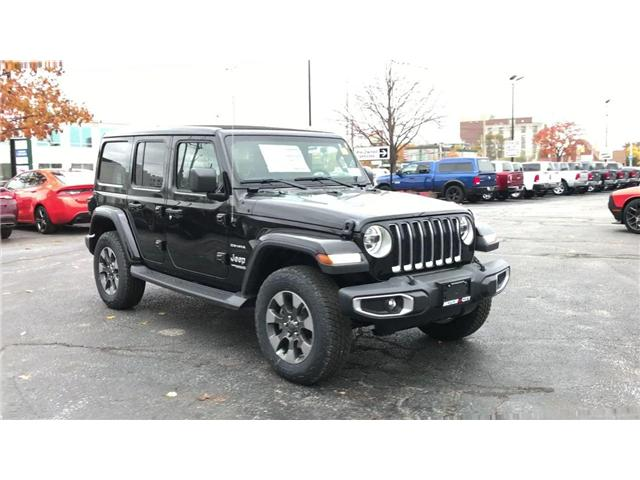 2018 Jeep Wrangler Unlimited Sahara (Stk: 181341) in Windsor - Image 2 of 11