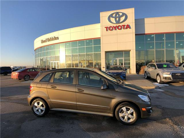 2010 Mercedes-Benz B-Class Base (Stk: 2801947C) in Calgary - Image 1 of 14