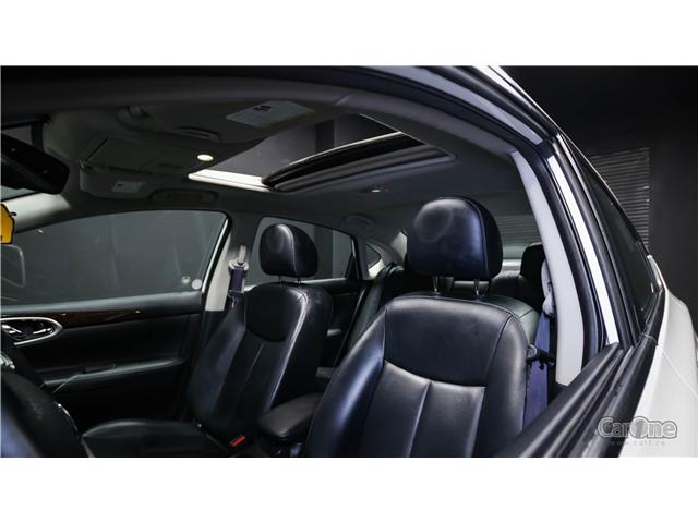 2015 Nissan Sentra Sl At 13998 For Sale In Kingston Carone Kingston