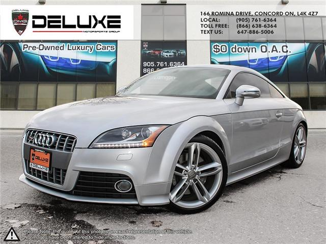 2009 Audi TTS 2.0T (Stk: D0492) in Concord - Image 1 of 19
