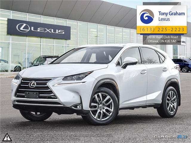 2016 Lexus NX 200t Base (Stk: Y3254) in Ottawa - Image 1 of 28