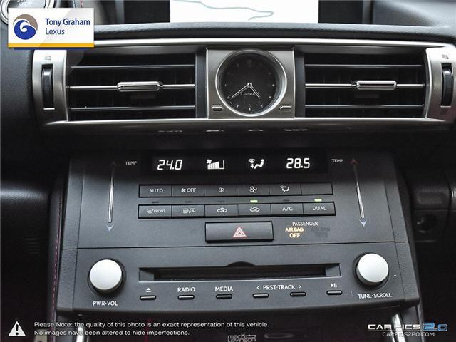 2016 Lexus IS 300 Base (Stk: Y3249) in Ottawa - Image 20 of 29