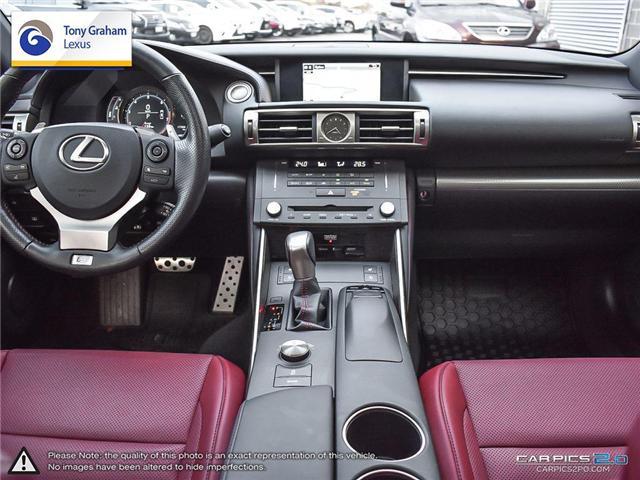 2016 Lexus IS 300 Base (Stk: Y3249) in Ottawa - Image 26 of 29
